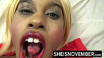 HD Great Old Man Cumshot Young Black Girl Facial And Amazing Big Dick Blowjob Sheisnovember صورة