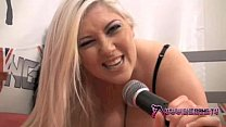 Shebang.TV - Chubby Blonde Playing With Her Jui...
