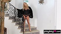 Classy MILF housewife insights into her house a...