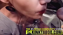 Piss drinking compilation of my GF preview image