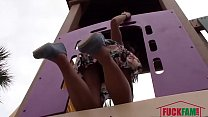 Gina Valentina In Petite Playground Pussy thumbnail