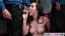 Stunning Shoplifter Gets Caught preview image