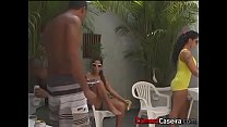 Fernanda Hot e Abany Ferrari - Sexo no Churrasco Preview