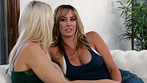 Marry each other as lesbians! - Anikka Albrite and Brett Rossi video