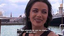 LA COCHONNE - Romanian babe Shalina Devine enjoys hard anal with French stud Vorschaubild