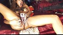 Nasty Black Cam Girl Having The Most Intense Orgasm - Watch Full Camgirldeep.com  - 15