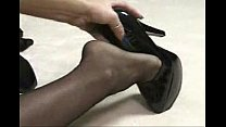 Cum On Stockings Feet