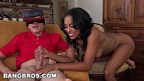 BANGBROS - Super Hot Cyber Sex with Anya Ivy and Juan El Caballo Loco video