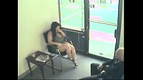 porn.com.Couple Pass Time In Waiting Room The Hardcore Way - PORN.COM