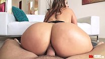 Ms Raquel gets her Latin MILF Ass Fucked thumbnail