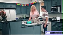 Lovely Mature Lady (Ryan Conner) With Big Boobs In Sex Act Scene mov-22 Image