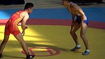 Freestyle Wrestling China – 74Kg