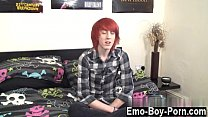 Twink movie Big dicke'd red-hot emo Alexander Daniels joins us this
