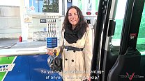 Rescued Woman On Gas Station Pay The Price With Her Body