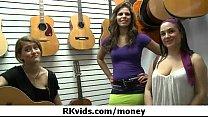 Money Talks - Sexy girl fucking 23