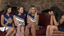 Mommy Reagan Foxx Fucks Her Daughter's Cheerleader Friend