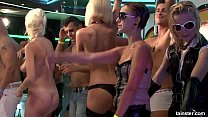 6648 Hot party bitches gets nailed at orgy party preview