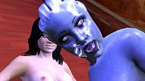 Mass Effect Threesome thumb