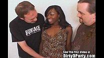 18yo Cute Black Slut Banged! porn thumbnail