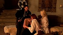 The king and his anal courtesans preview image
