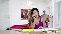 Fucking my GFs BOSS for her job- Keilani Kita & Jenna Hicks Image