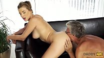 DADDY4K. Old and young sex in the villa after s...