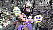 Sissy romances two blow up dolls all day part 4 cartoon slideshow double facial