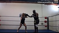 13205 Interracial Boxing Spar preview