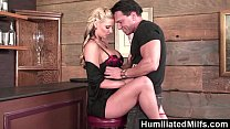 HumiliatedMilfs - Blonde milf loves to get her ...