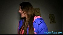 Cute Chick Anita Fucked With Stranger