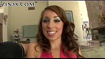 New Chicks Cum First #8, Scene 5 Allyssa Hall