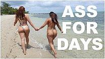 BANGBROS - Latina Lesbians Spicy J & Miss Raque...