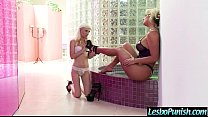 Lesbos Girls (phoenix&piper) Use Sex Toys In Ha...
