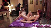 rebecca ferguson nude - Veronica and Jayden felling wet and wild thumbnail