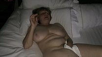 Mom masturbating to hotel porn by MarieRocks