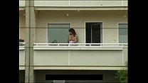 Balcony exhibition