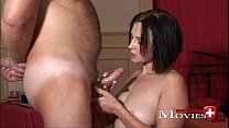 Watch this Taboo girl Natalie at Casting in Zürich