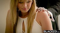 BLACKED Blonde fiance Jillian Janson gets huge ... Thumbnail