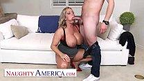 Naughty America - Amber Lynn Bach craves a Crea...
