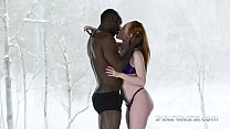 Ella Hughes Prefers Interracial Action To...