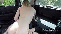 Fake cop caught blonde with stolen bike pornhub video
