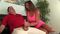 Clubtug Horny Teen Jerks Off Her Uncle