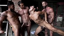 hot group gay orgy