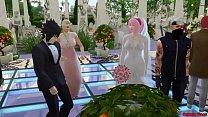 5660 La Boda de Sakura Parte 1 Naruto Hentai Netorare Esposa Vestida de Novia Engañada Marido Cornudo Anime preview
