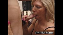 Debbie Dial Is A Mature Milf With Blonde Hair And