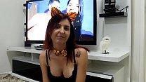 Percas Pega Joy Cardozo Assistindo Video Da Tig