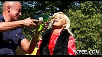 Lustful females work ramrods in severe clothed xxx adult play Thumbnail