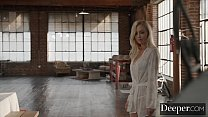 Deeper. Kayden Kross is a Painting of Perfection thumbnail