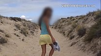 teen naked at beach preview image