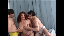 BBW in a nice threesome's Thumb